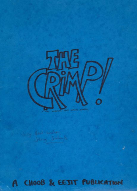 Jerry Sadowitz - The Crimp Vol 1-64