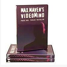 Videomind Mind Magic by Max Maven (1-3)