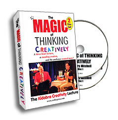 Barry Mitchell - The Magic Of Thinking Creatively (DVD Download, the best quality)