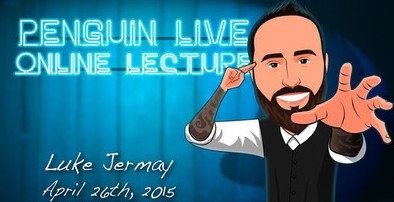 2015 Luke Jermay Penguin Live Online Lecture