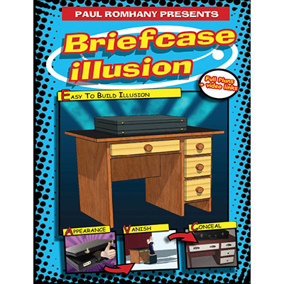Paul Romhany The Briefcase Illusion