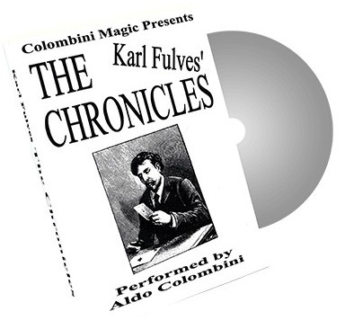Aldo Colombini - Karl Fulves The Chronicles