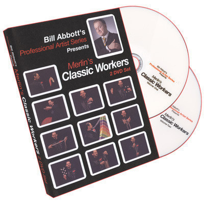 Bill Abbott - Merlin's Classic Workers(1-2)