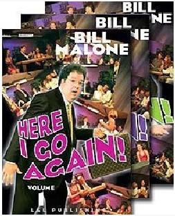 Here I Go Again by Bill Malone 3sets
