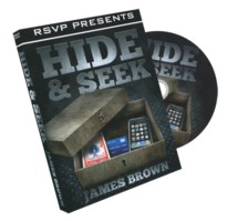 Hide & Seek by James Brown and RSVP Magic