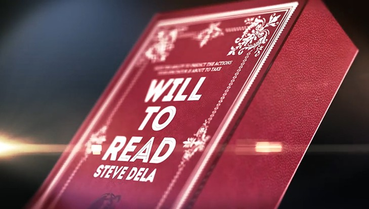 Will to Read by Steve Dela (video download)
