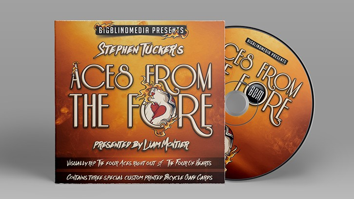 Stephen Tucker's Aces From The Fore by Liam Montier