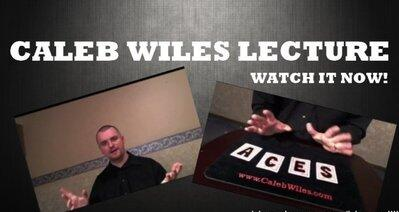 Caleb Wiles Lecture - The Magic Session