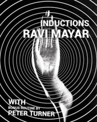 Inductions by Ravi Mayar (Video Download)