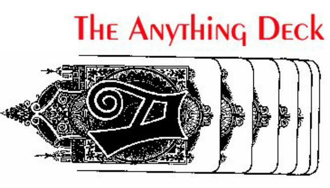 Paul Harris - The Anything Deck