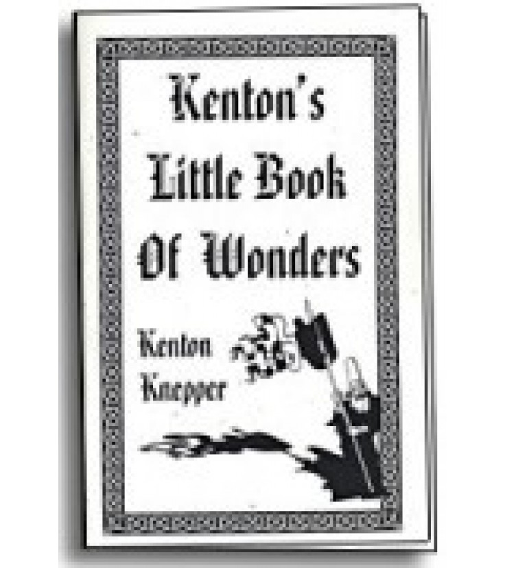 Kenton Knepper - Little Book of Wonders