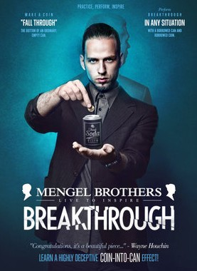 Johannes Mengel - Breakthrough