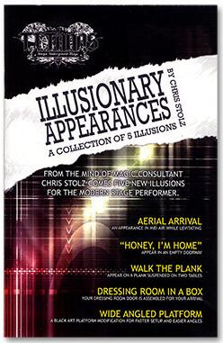 Chris Stolz and Titanas - Illusionary Appearances (PDF Download)