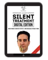 Silent Treatment (Digital Edition) by Jon Allen (Video Download)