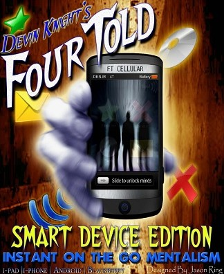 Four Told 2 updated: Modern Symbol Edition by Devin Knight