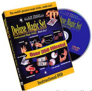 Deluxe Magic Set Instructional