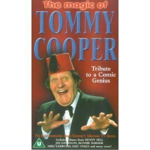 The Magic of Tommy Cooper - Tribute To A Comic Genius (video download)