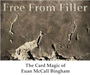 Free From Filler by Euan Bingham