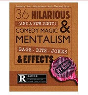 Comedy For Magicians and Mentalists VOL 2 by Nathan Kranzo PDF