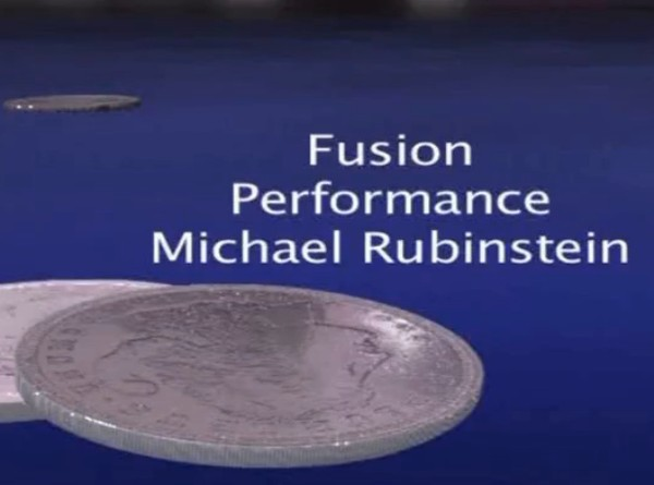 Fusion by Michael Rubinstein