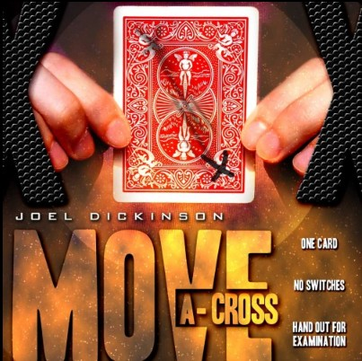 Move Across by Joel Dickinson PDF