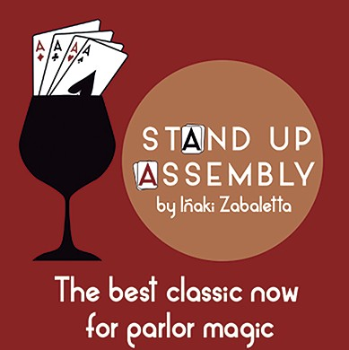 Stand Up Assembly by Inaki Zabaletta and Vernet