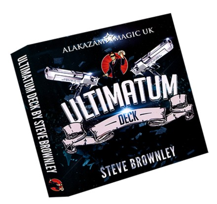 Ultimatum Deck by Steve Brownley and Alakazam