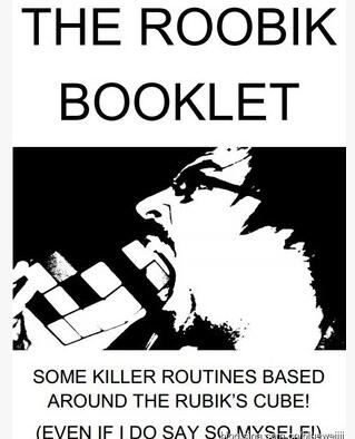 Ben Cardall - The Roobik Booklet