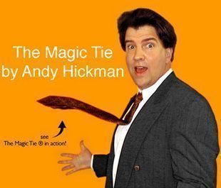 Andy Hickman - Magic Tie