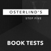 Osterlind's 13 Steps. Volume 5: Book Tests by Richard Osterlind