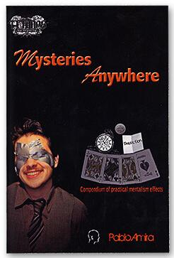 Pablo Amira - Mysteries Anywhere