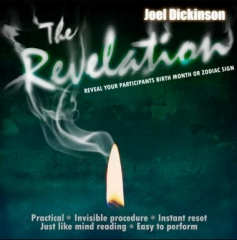 The Revelation By Joel Dickinson PDF