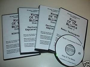 King of the Billets by Stuart Cumberland 4sets