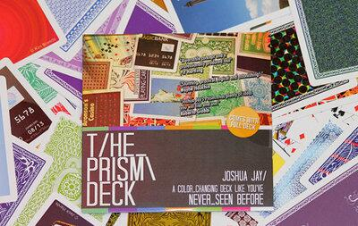 Joshua Jay - The Prism Deck