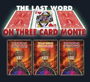 The Last Word on Three Card Monte World's Greatest
