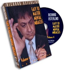 Easy to Master Mental Miracles R. Osterlind and L&L- #4