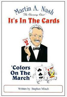 Martin Nash - Colors On The March Written By Stephen Minch