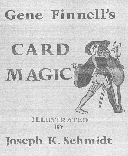 Karl Fulves - Geni Finnellis Card Magic PDF