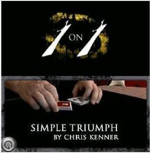 Theory11 - Chris Kenner - Simple Triumph