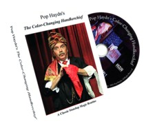 Color Changing Handkerchief by Pop Haydn