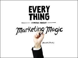 Marketing Magic by Maxwell Murphy