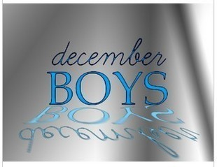 Alexander & Nikolay - December Boys Collection