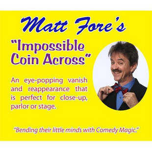Matt Fore - Impossible Coin Across