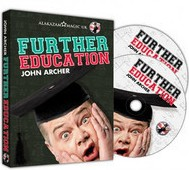 John Archer - Further Education(1-2)