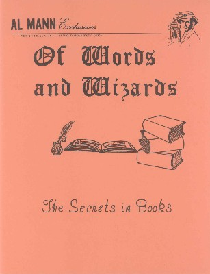 Al Mann - Of Words and Wizards