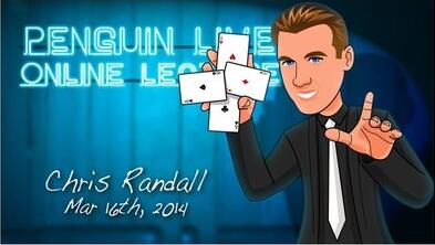 Chris Randall LIVE (Penguin LIVE)