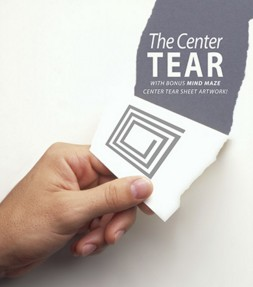 The Center Tear with Mind Maze Artwork