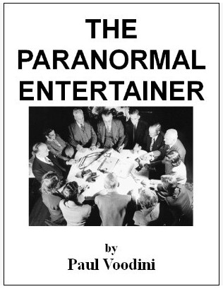 Paul Voodini - Paranormal Entertainer