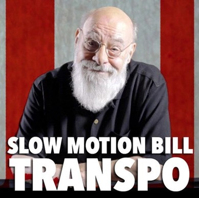 Slow Motion Bill Transpo by Eugene Burger