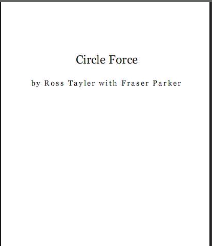 Circle Force by Ross Tayler